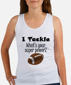 I Tackle (Football) What's Your Super Power? Tank