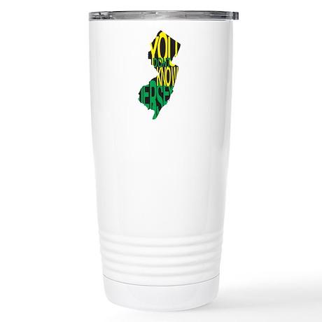 YDKJ Logo Travel Mug