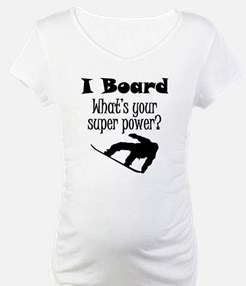 I Board (Snowboard) What's Your Super Power? Mater