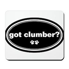Got Clumber? Mousepad