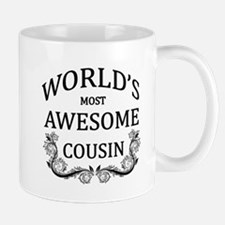 World's Most Awesome Cousin Mug