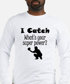 I Catch (Baseball) What's Your Super Power? Long S