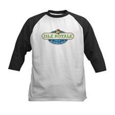 Isle Royale National Park Baseball Jersey