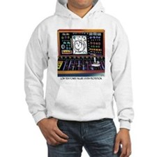Low Tech Power Failure Back Up Hoodie