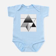 B&W-25 Infant Bodysuit