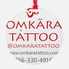 Omkara Tattoo Type Ornament