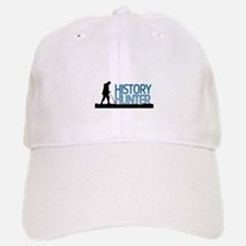 Metal Detecting History Hunter Baseball Baseball Cap