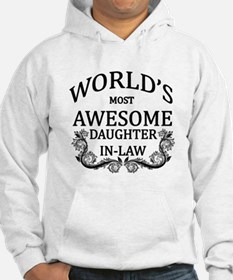World's Most Awesome Daughter-In-Law Hoodie