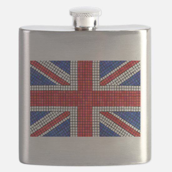 UNION JACK Flask