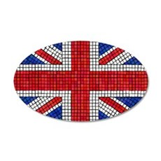 UNION JACK Wall Decal
