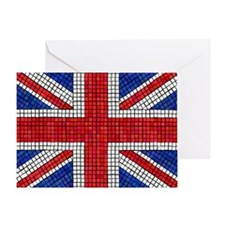 UNION JACK Greeting Cards