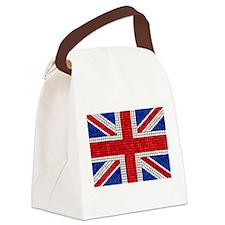 UNION JACK Canvas Lunch Bag