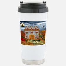 Samhain Cottage Stainless Steel Travel Mug