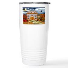 Samhain Cottage Travel Mug