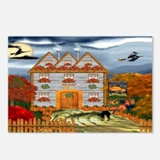 Samhain Cottage Postcards (Package of 8)
