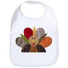 gobbler-Thanksgiving Bib