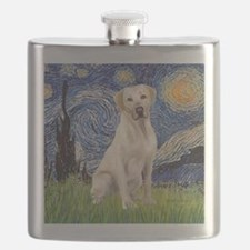 StarryNight (T) - YellowLab7 Flask