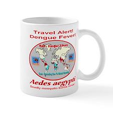 Dengue Fever Travel Alert Mug