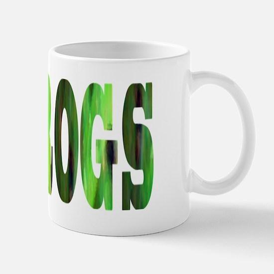 i love frogs Mug