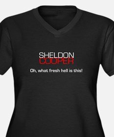 Sheldon Cooper's Oh, What Fresh Hell is This Women