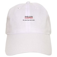 Sheldon Cooper's Oh, What Fresh Hell is This Baseball Cap