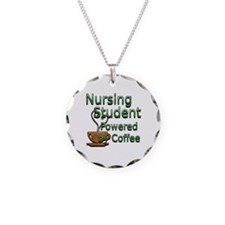 coffee nursing student Necklace