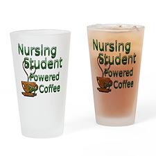 coffee nursing student Drinking Glass