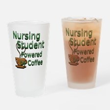 coffee nursing student Drinking Glass