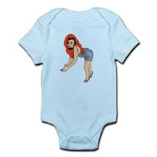 Baberaham Lincoln Body Suit