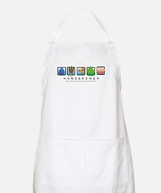 Homebrew Beer Makers BBQ Apron