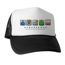 Homebrew Beer Makers Trucker Hat