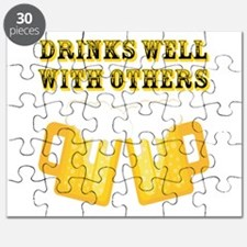 Drinks Well With Others Puzzle
