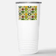 MCM 222 squares BLANKET Travel Mug