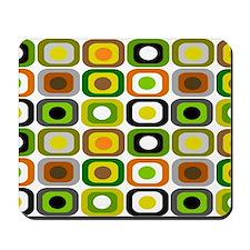 MCM 222 squares BLANKET Mousepad