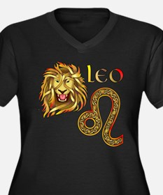 Leo Goddess Proportioned T-Shirt