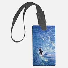 surf_04 Luggage Tag