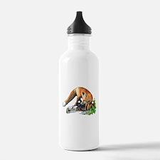 Red fox Water Bottle