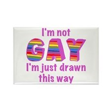 Im Not Gay Magnets