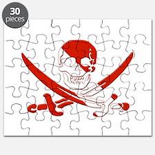 Pirate Skull Puzzle