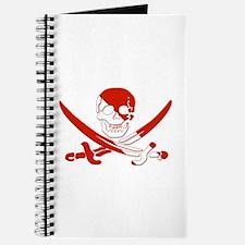 Pirate Skull Journal
