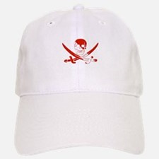 Pirate Skull Baseball Baseball Cap