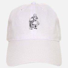 Alice & Drink Me Bottle Baseball Baseball Cap