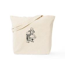 Alice & Drink Me Bottle Tote Bag