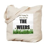 The Weeds Tote Bag