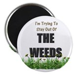 "The Weeds 2.25"" Magnet (10 pack)"