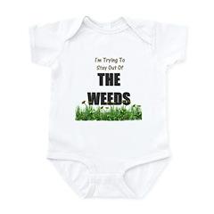 The Weeds Infant Bodysuit