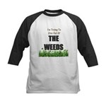 The Weeds Kids Baseball Jersey