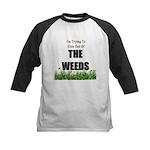 The Weeds Kids Baseball Jersey
