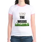 The Weeds Jr. Ringer T-Shirt
