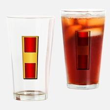 USMC - WO - No Txt Drinking Glass